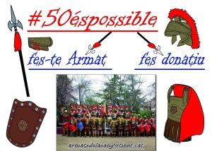 Campanya #50éspossible